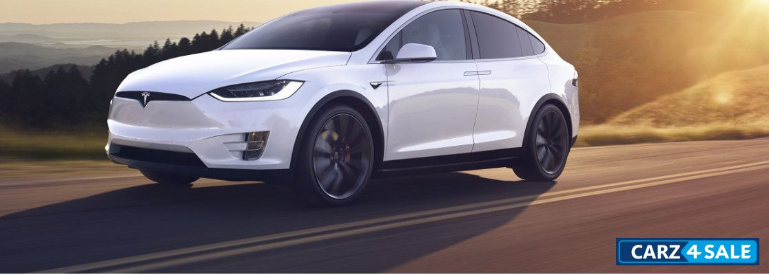 Tesla Model X Long Range AWD