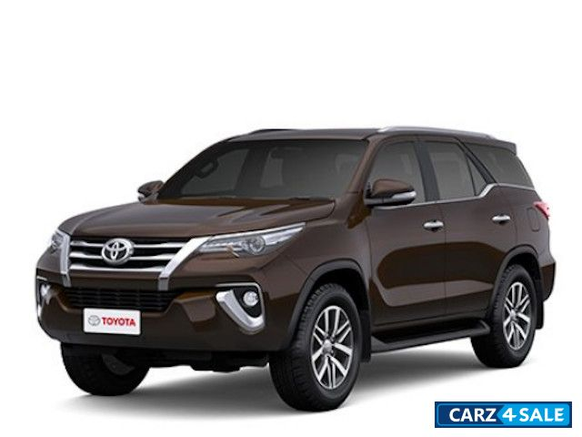 Toyota Fortuner 2.7 4x2 AT Petrol
