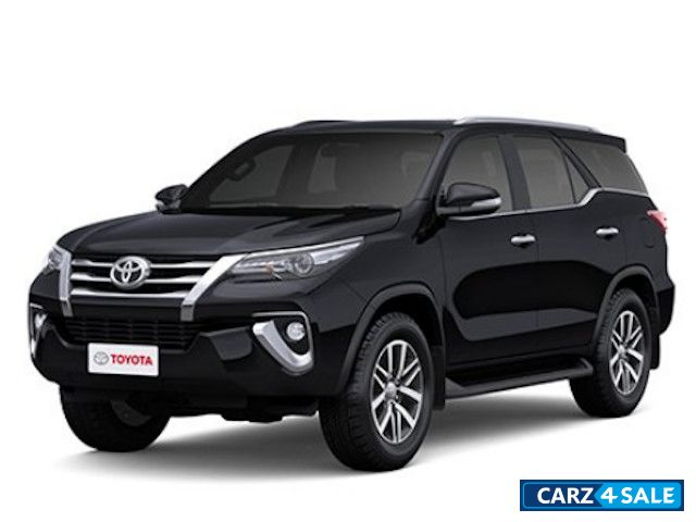 Toyota Fortuner 2.8 4X4 AT Diesel