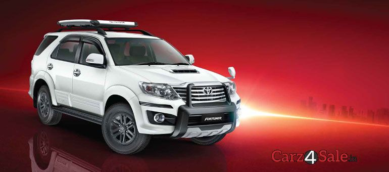 2015 Toyota Fortuner 3.0 4WD AT