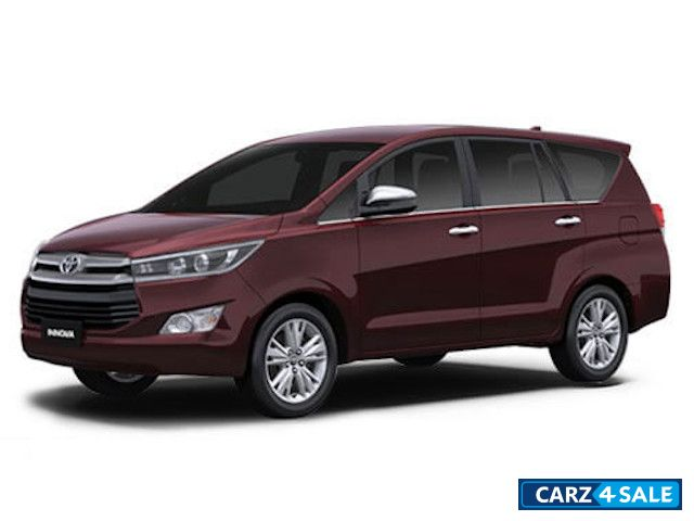 Toyota Innova Crysta 2.4 GX AT 7 Seater Diesel