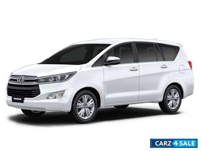 Toyota Innova Crysta 2.4 ZX AT 7 Seater Diesel