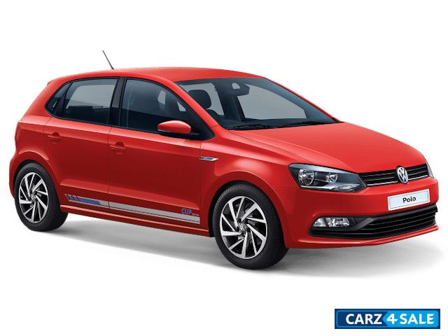 Volkswagen Polo Cup Edition 1.0 MPI Petrol