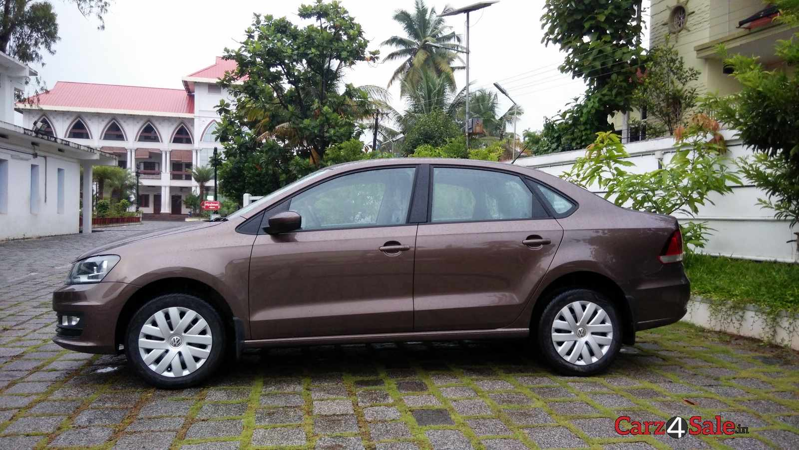 Volkswagen Vento Tsi Comfortline Pic on New Vw Car Dealers