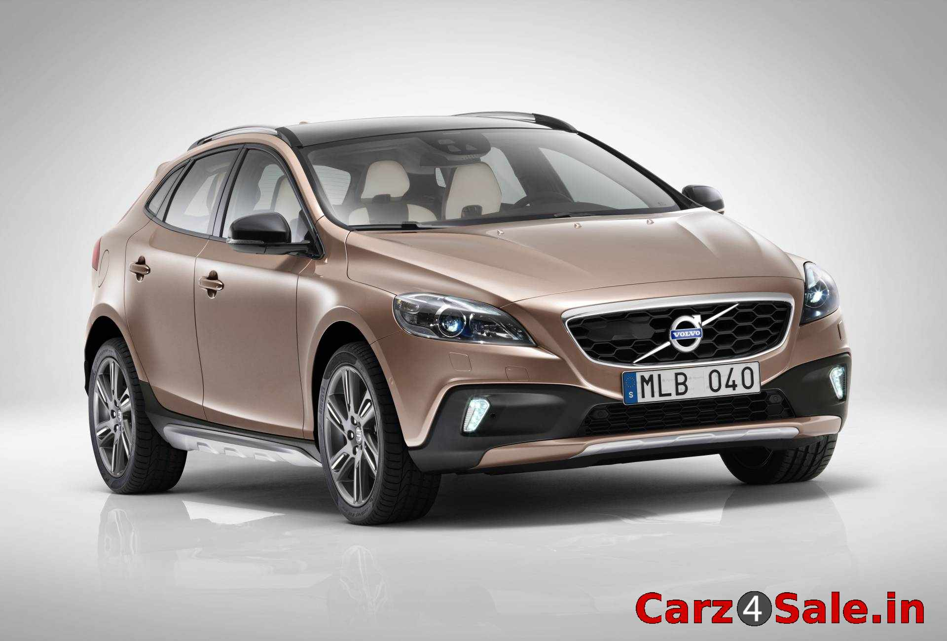 volvo v40 cross country to be launch in india by march 2013 carz4sale. Black Bedroom Furniture Sets. Home Design Ideas