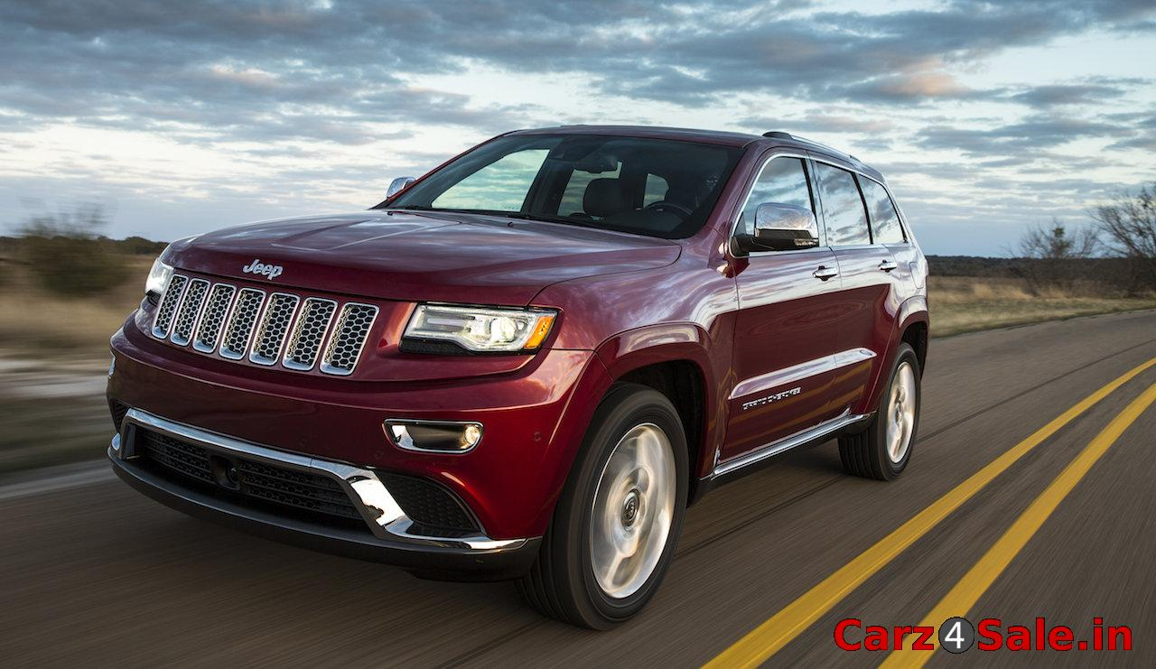 2014 jeep grand cherokee first drive carz4sale. Black Bedroom Furniture Sets. Home Design Ideas
