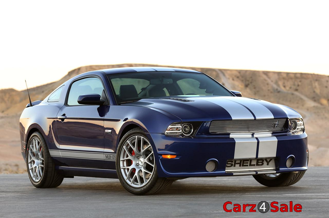2014 Shelby Ford Mustang GT Unveiled Carz4Sale