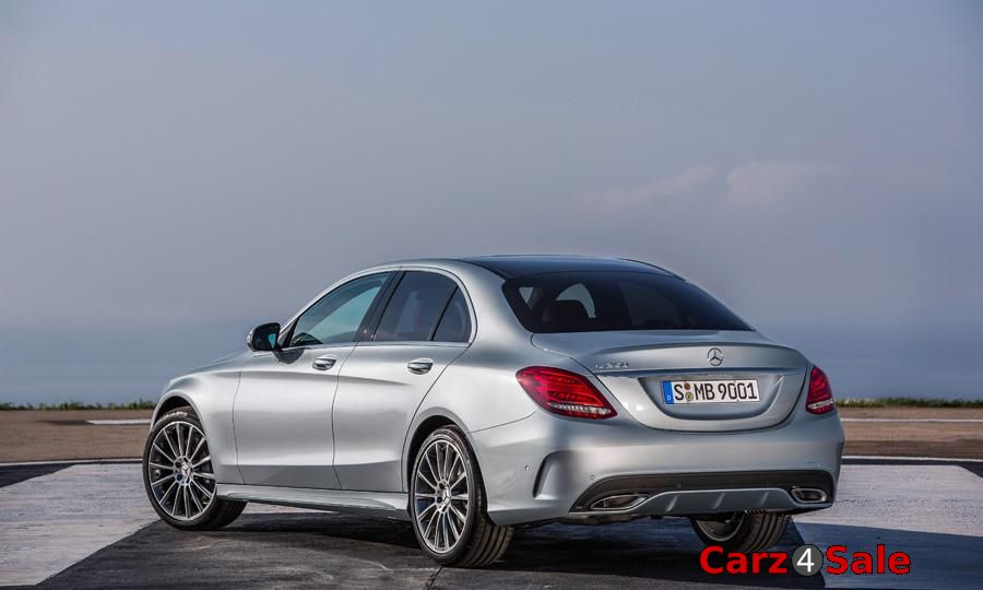 2015 Mercedec-Benz C-Class Fourth Generation
