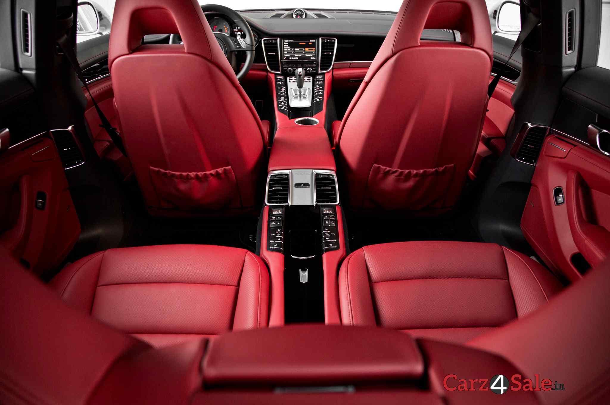 2015 porsche panamera interior - 2015 Porsche Panamera Interior