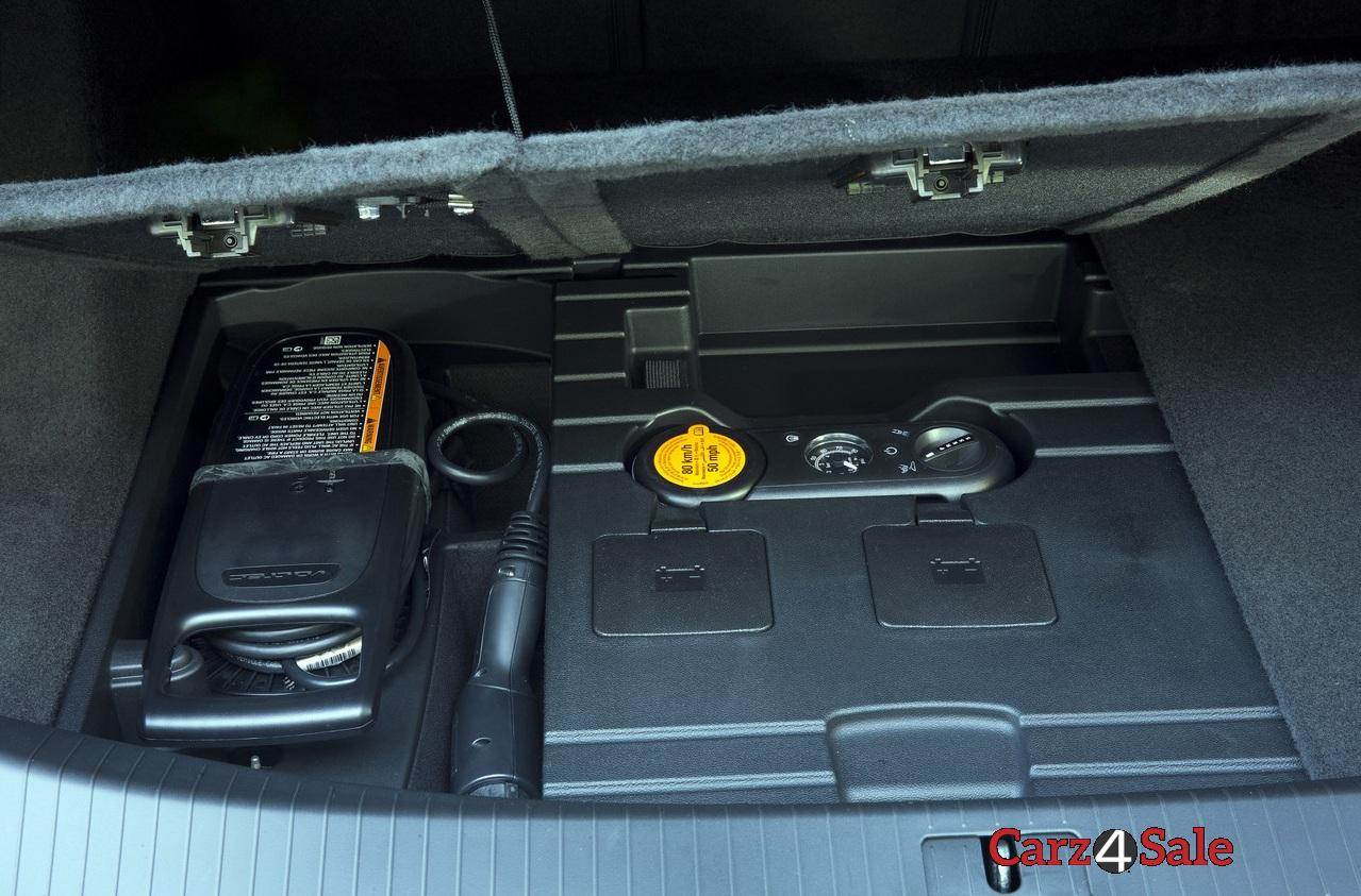 2016 Cadillac Elr Battery