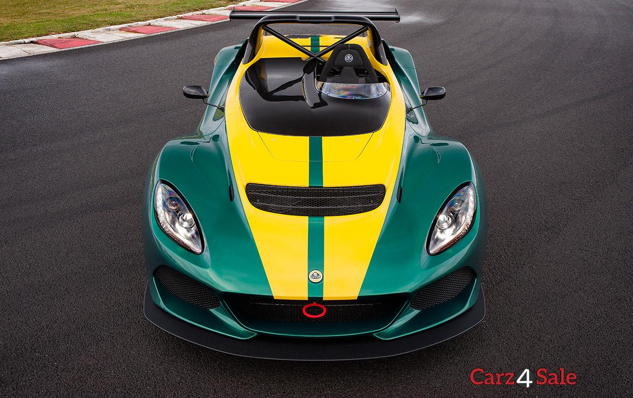 2016 Lotus 3 Eleven Front View