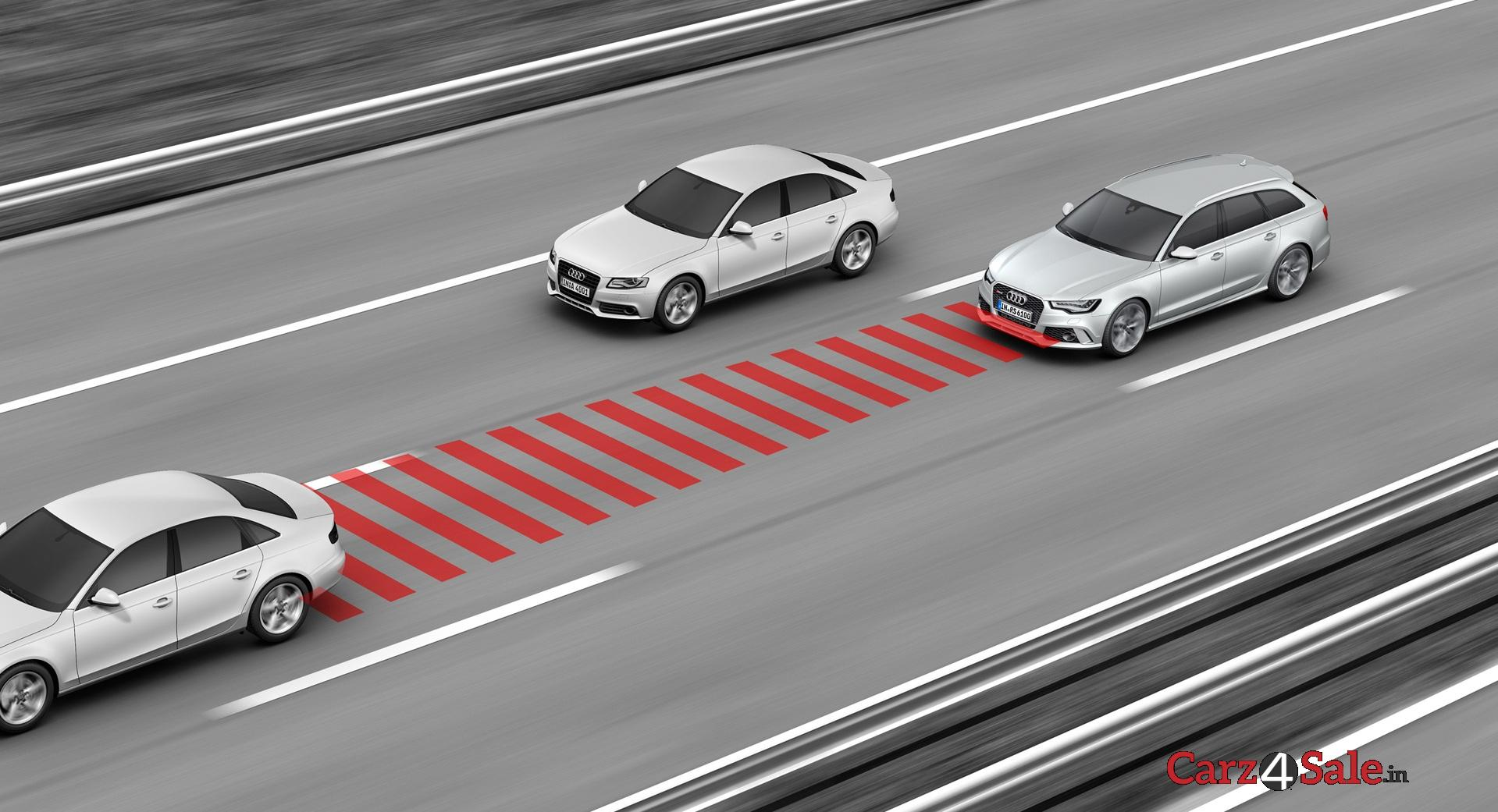 Adaptive Cruise Control On Highway