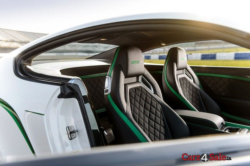 Bentley Continental Gt3 R Seat