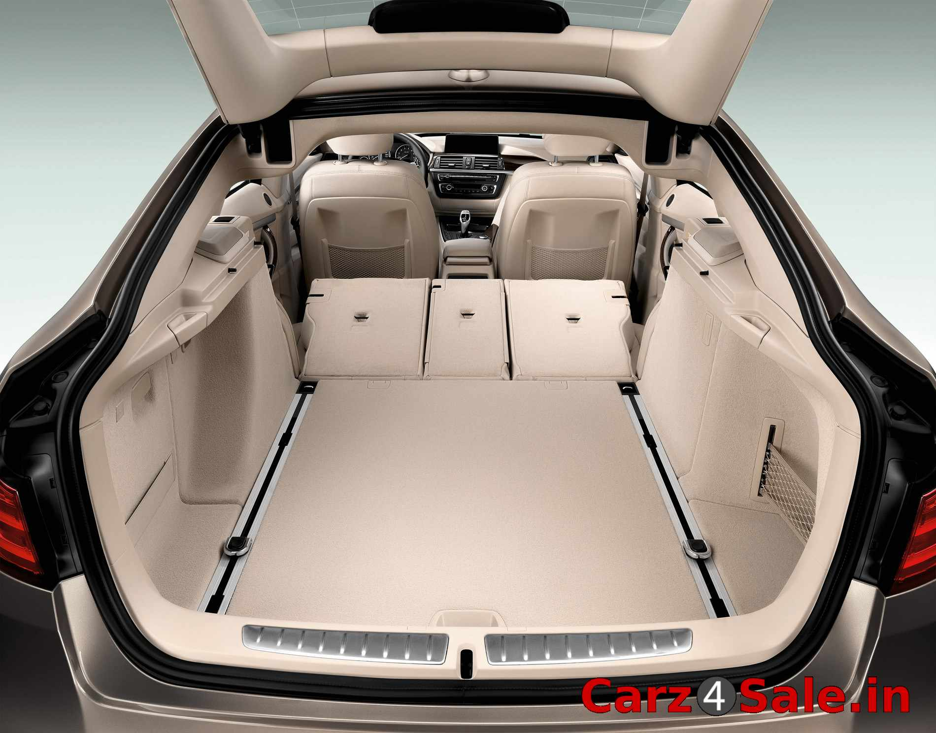 BMW 3 series GT bootspace