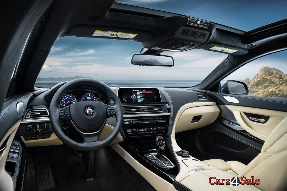 Bmw Alpina B6 Xdrive Gran Coupe Interior