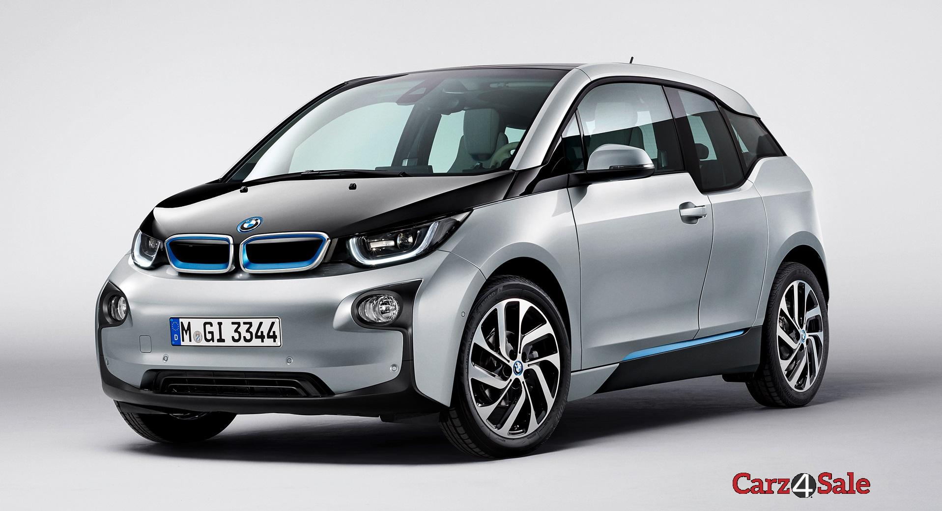 Bmw I3 Front Left Angle