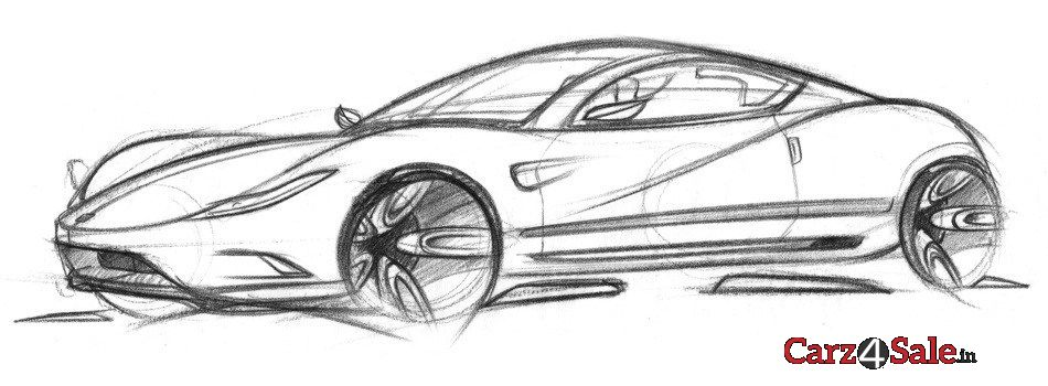 Car Styling Sketch