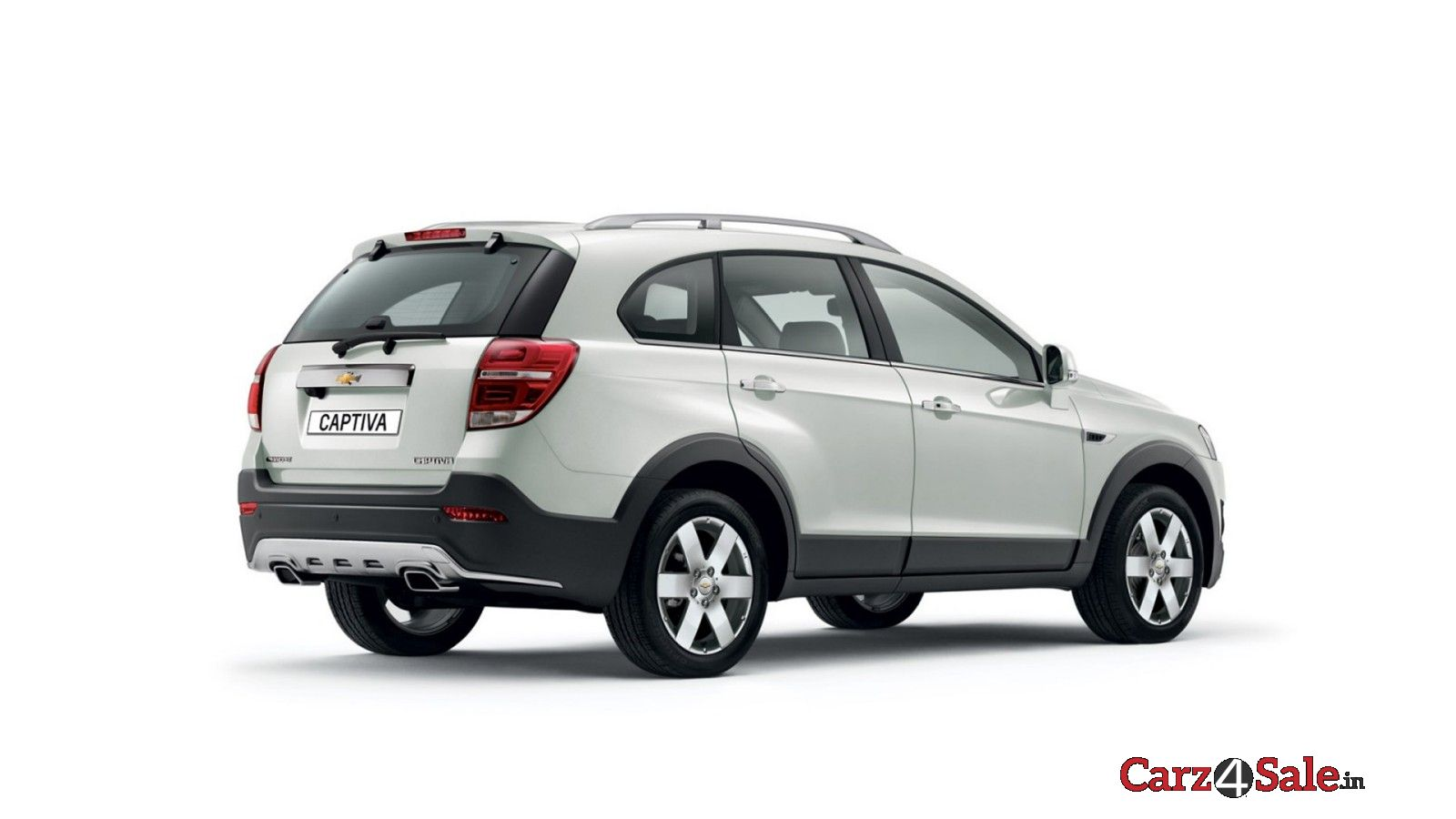 chevrolet captiva 2015 model arrives in india carz4sale. Black Bedroom Furniture Sets. Home Design Ideas