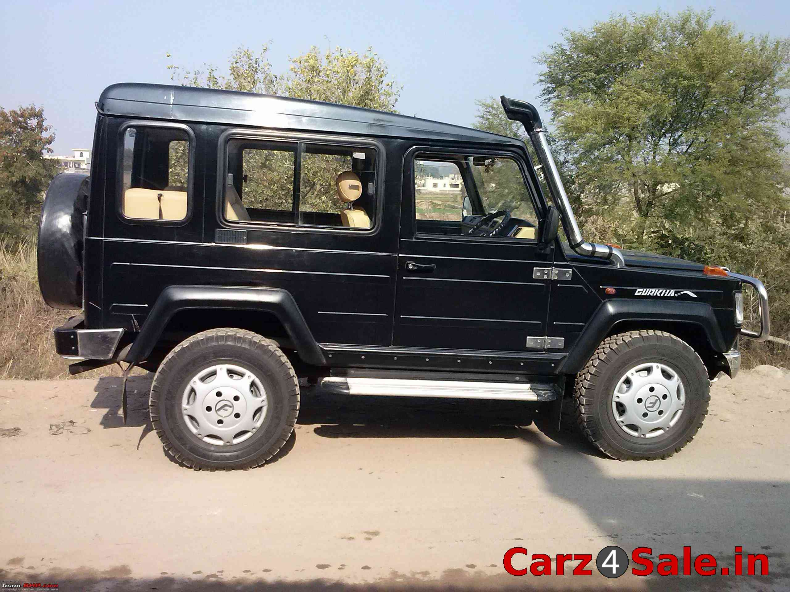 Force Gurkha 4X4 SUV