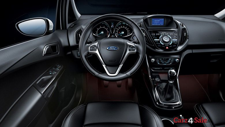 Ford B Max Cabin View