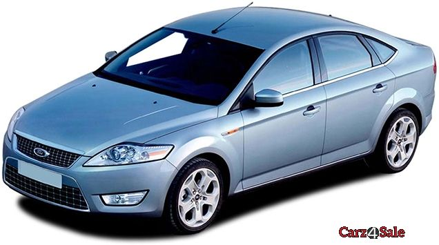 Ford Mondeo James Bond Car
