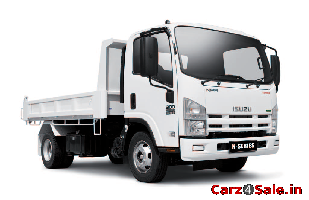 Isuzu heavy vehicle