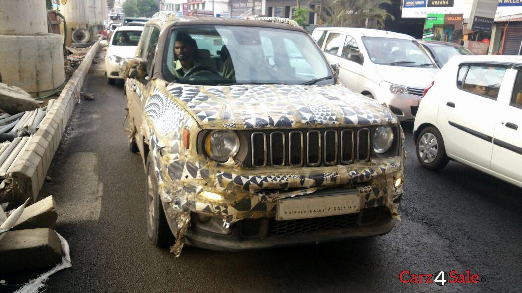 Jeep Wrangler Unlimited India