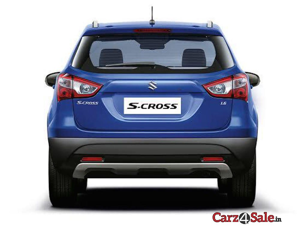 Maruti S Cross Back