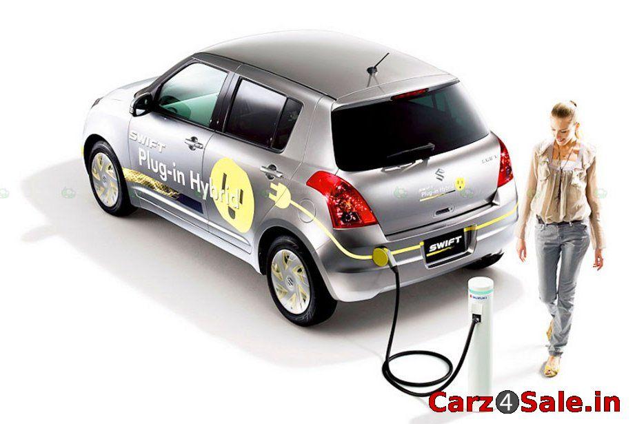 Maruti Suzuki India Is Developing A New Petrol Electric