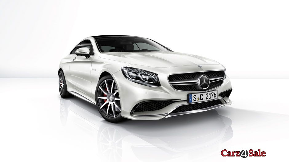 Mercedez-Benz S63 AMG 4MATIC
