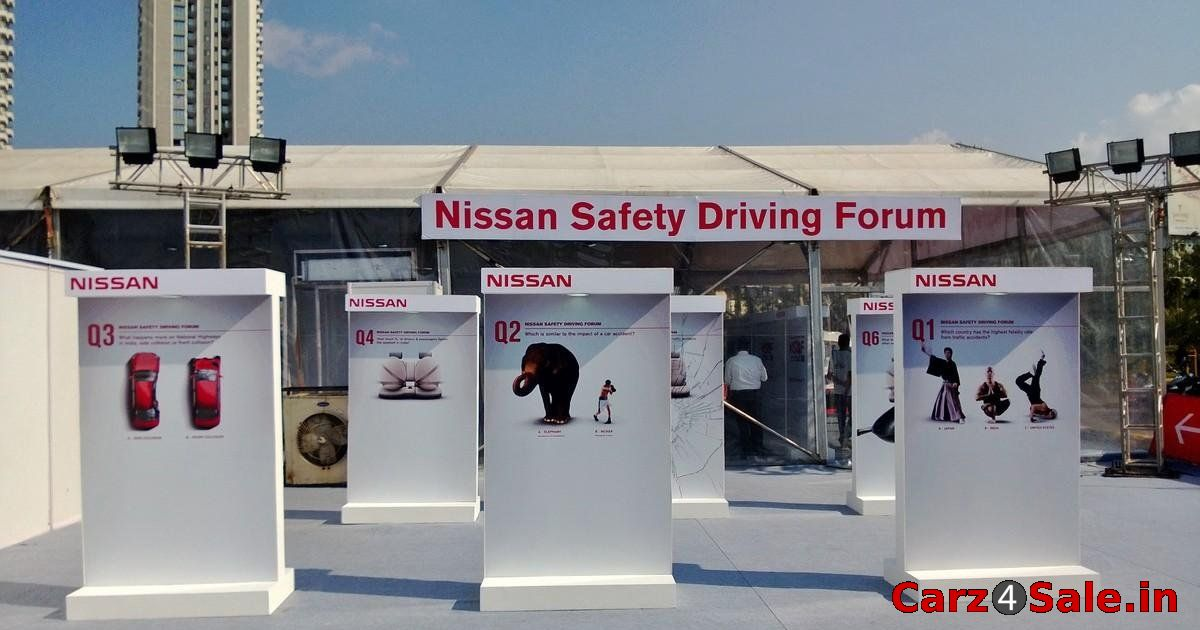Nissan Safety Driving Forum