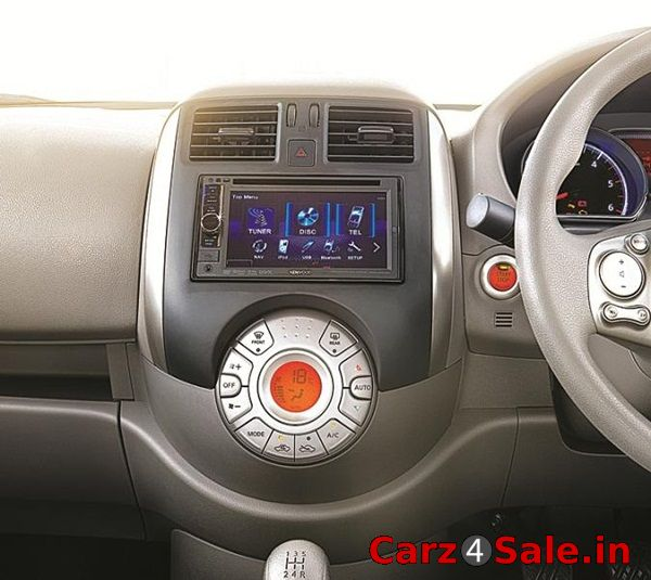 Nissan Sunny Special Edition 2 DIN multimedia