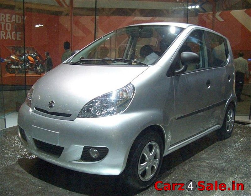 Nissan Ultra Low Cost car