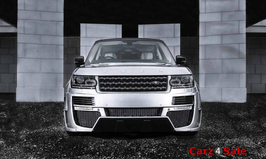 Onyx Concept Range Rover Aspen Ultimate Series