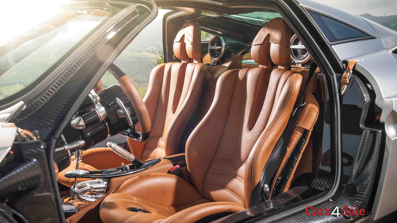 Pagani Huayra For Sale >> The Petite Pagani Huayra - Carz4Sale