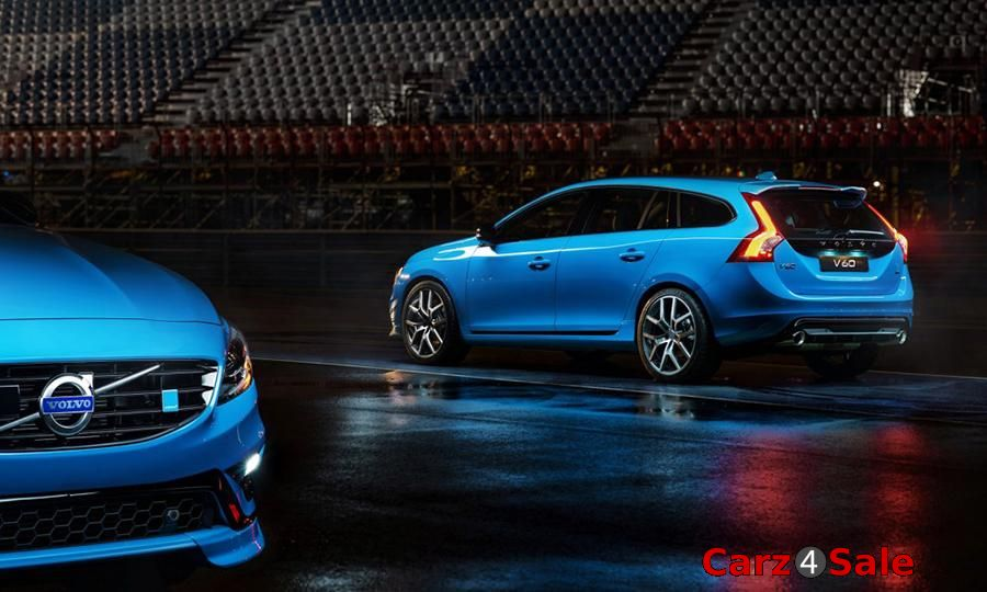 Polestar Volvo V60 Wagon and the S60 Sedan