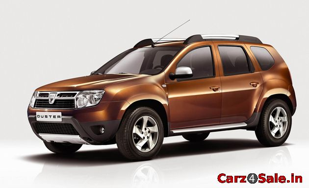 Renault SUV Duster Facelift Model to Compete with Ford