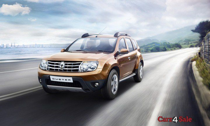 Renault Duster 2015