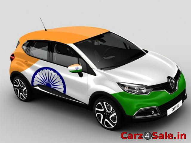 Renault Captur Inter-country battle