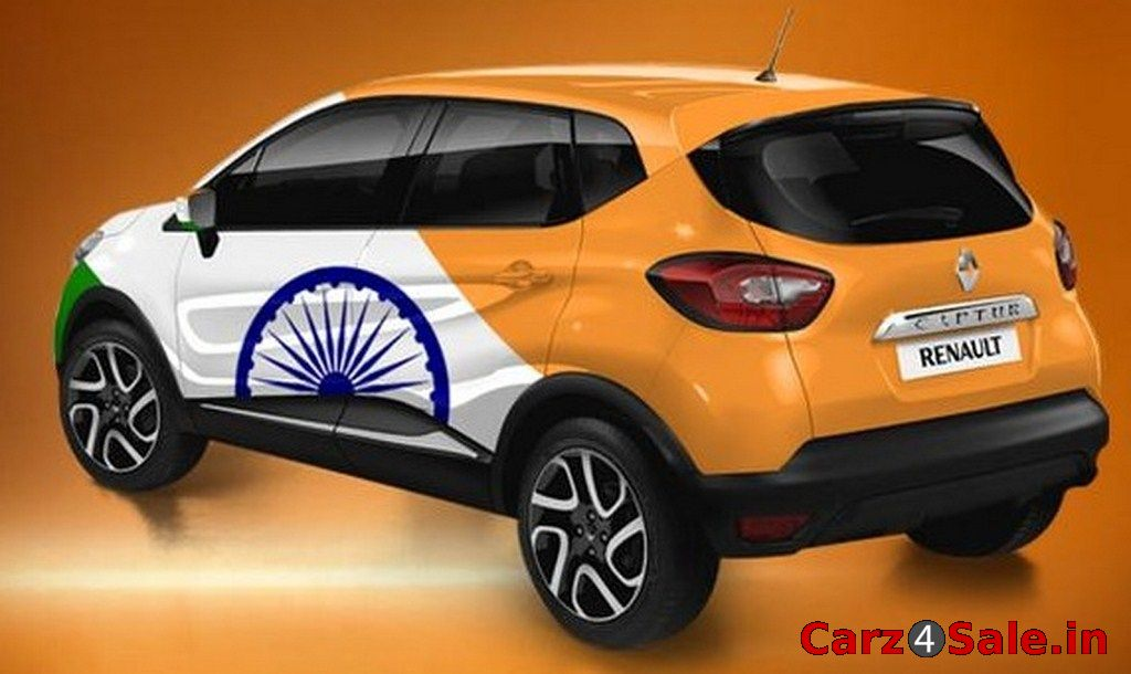 renault launches 39 inter country battle 39 for its captur carz4sale. Black Bedroom Furniture Sets. Home Design Ideas