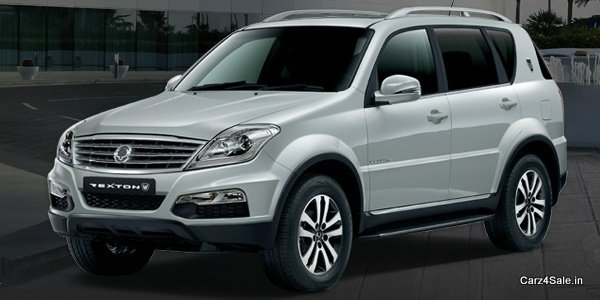 Ssangyong Rexton W SUV