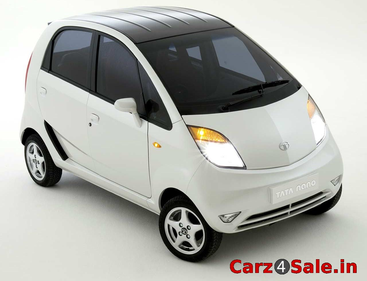 Tata Nano Diesel Caught Testing In Pune Carz4sale