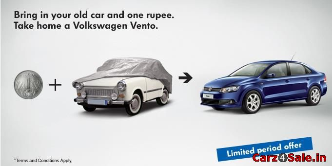 Volkswagen Vento Special offer