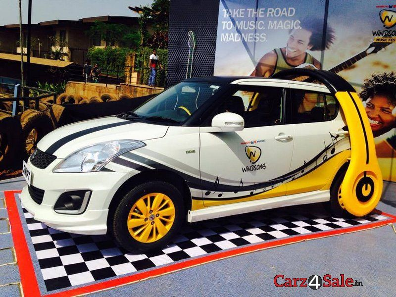 Maruti Swift Windsong Limited Edition