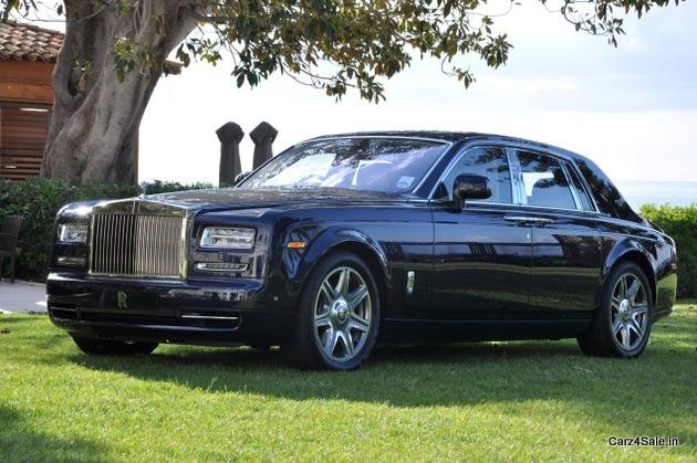 Rolls-Royce Motor Cars launches Phantom Series II